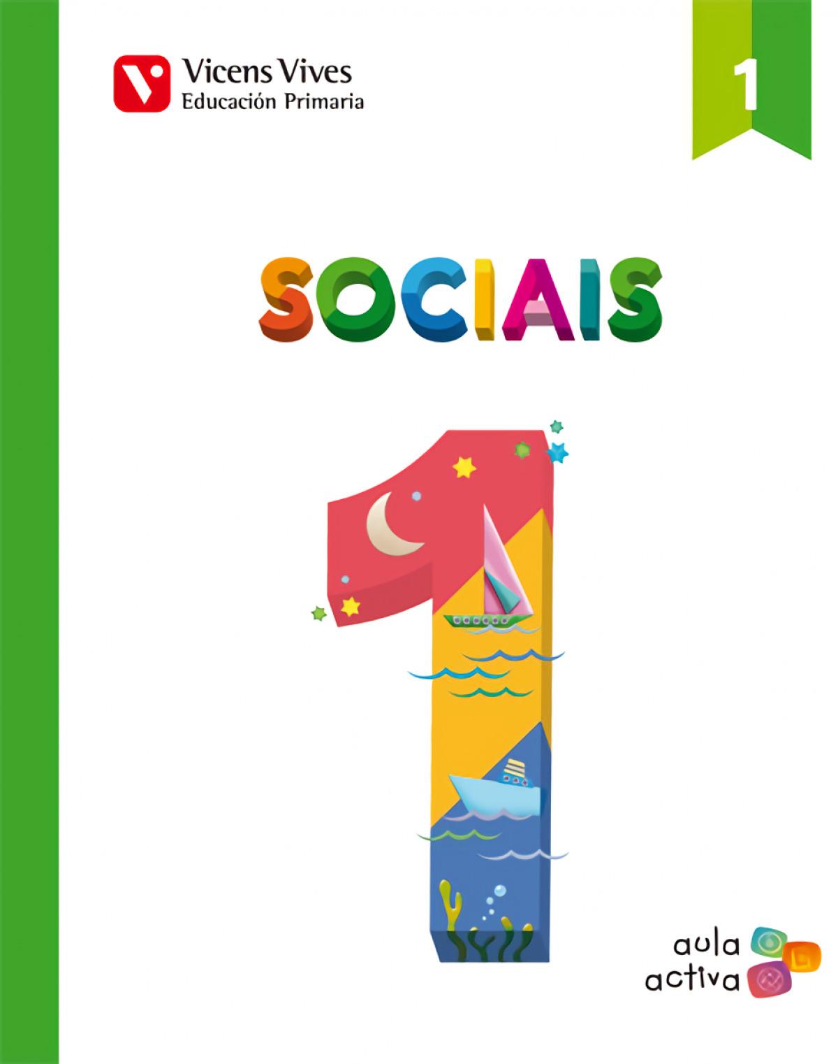 Ciencias sociais 1o..primaria aula activa 9788468221953