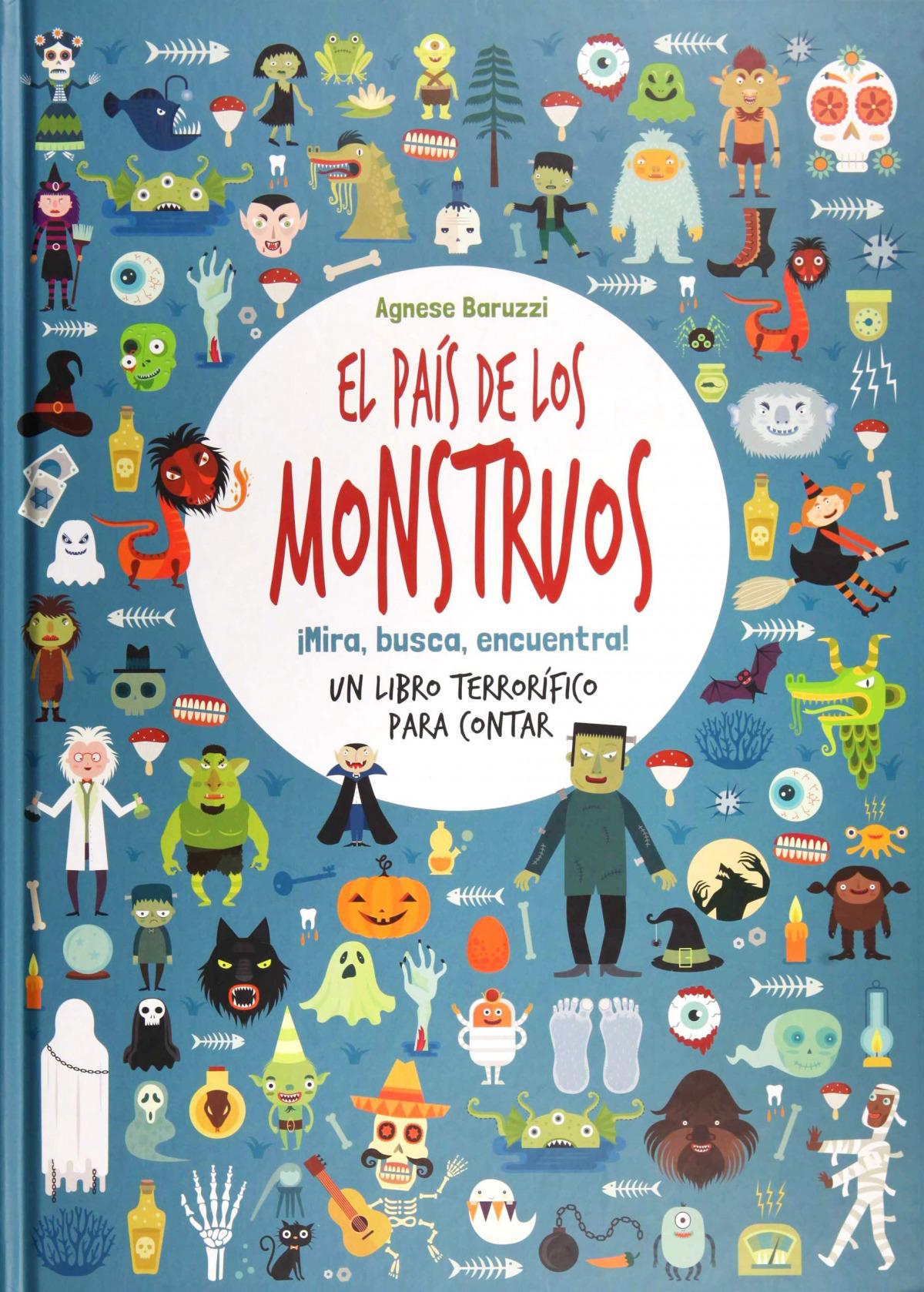 EL PAÍS DE LOS MONSTRUOS 9788468256719
