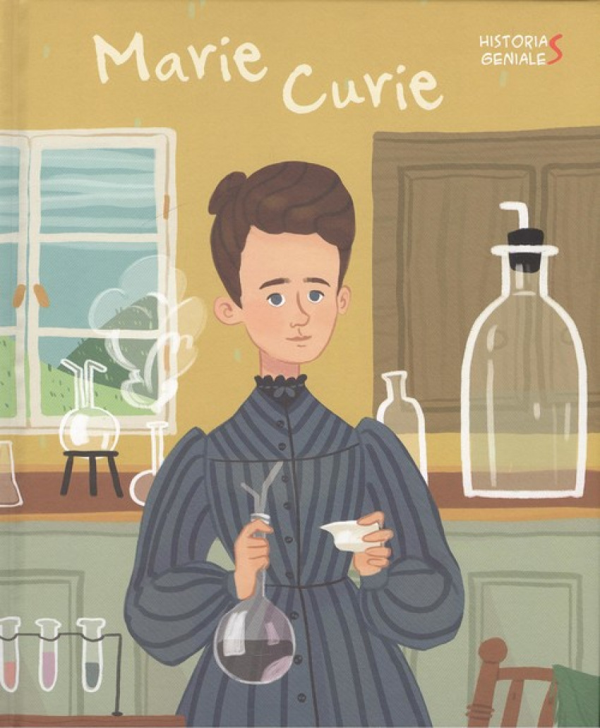 MARIE CURIE 9788468262864