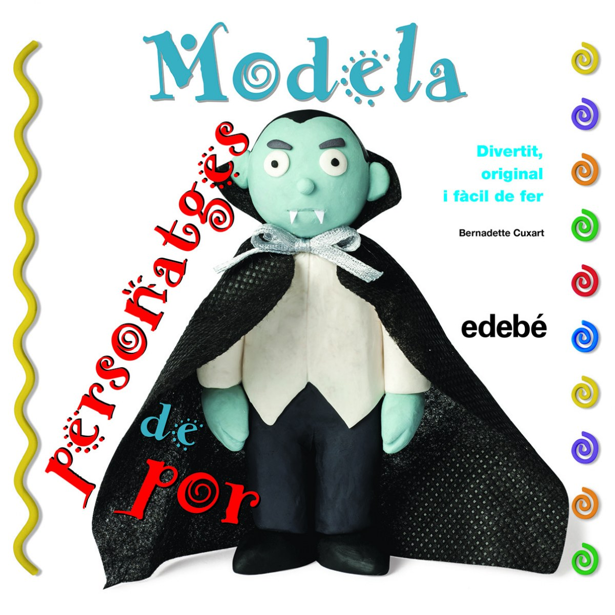 Modela personatges de por 9788468311647