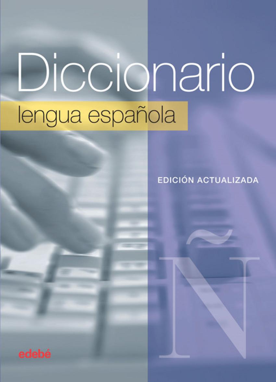 Diccionario Edebe primaria lengua española 2015 9788468316109