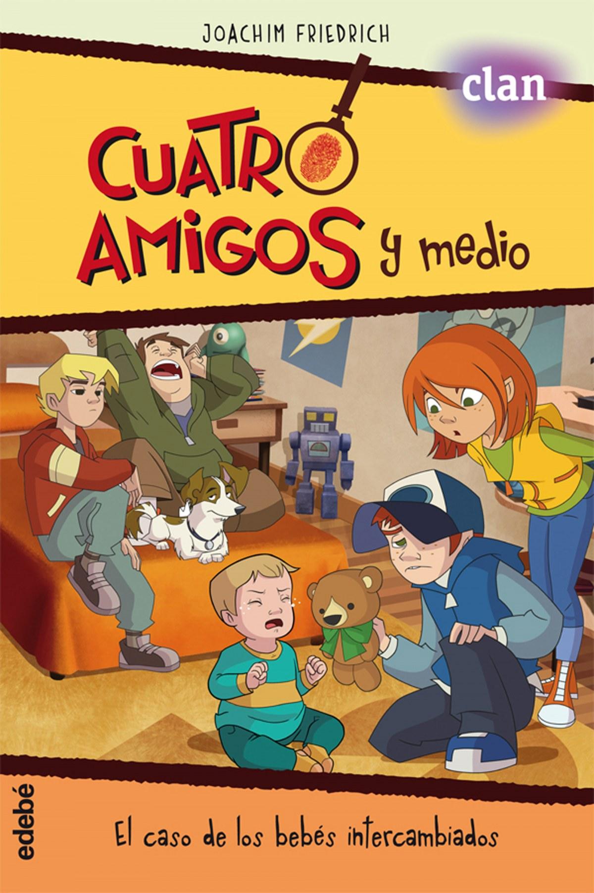 EL CASO DE LOS BEBES INTERCAMBIADOS 9788468327815
