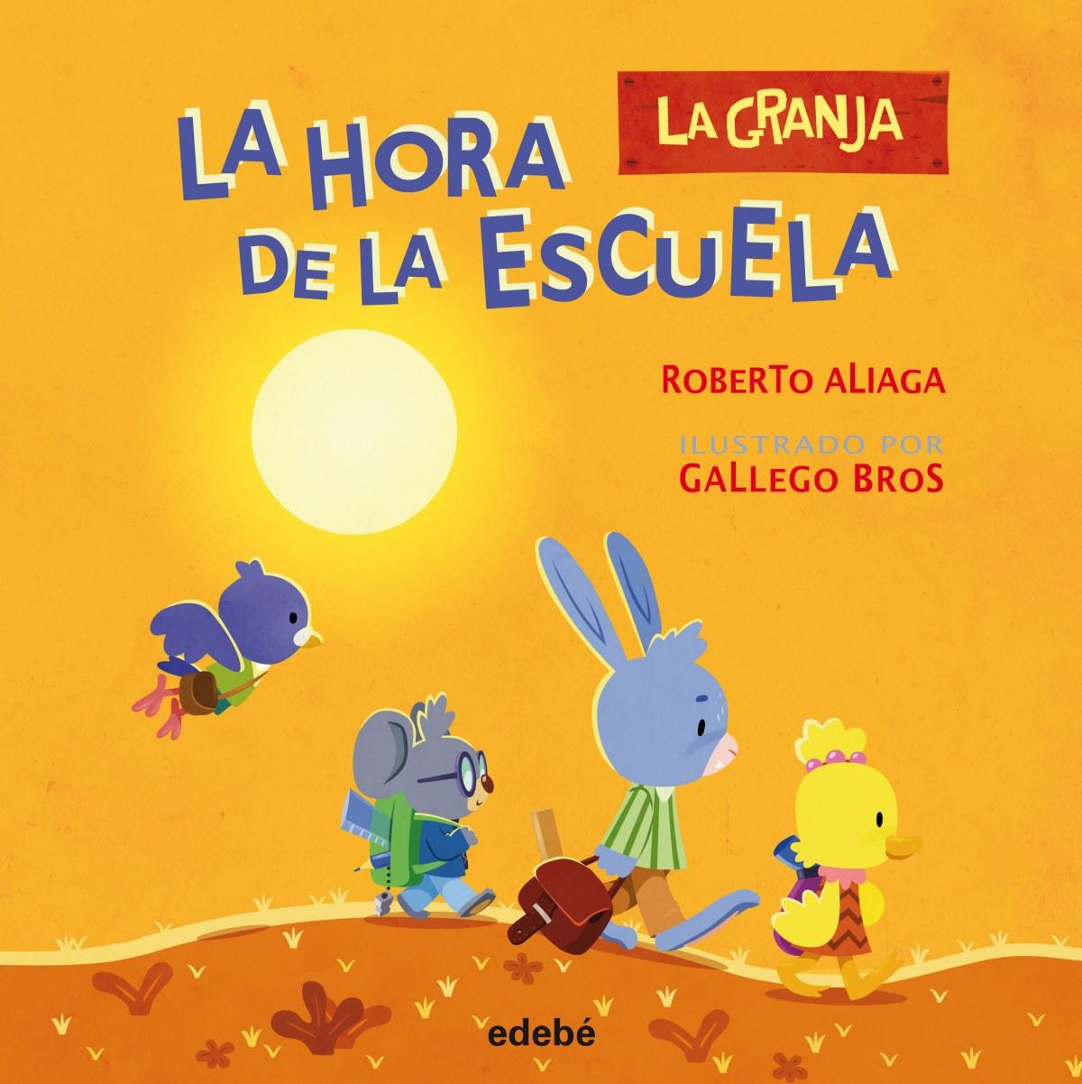 LA HORA DE LA ESCUELA 9788468331539