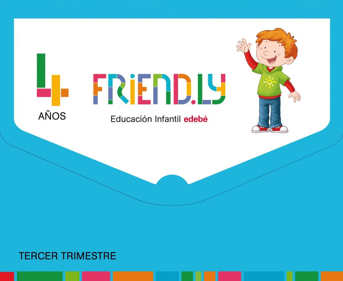 FRIENDLY 4 AñOS  3o. TRIMESTRE 2017 9788468332246