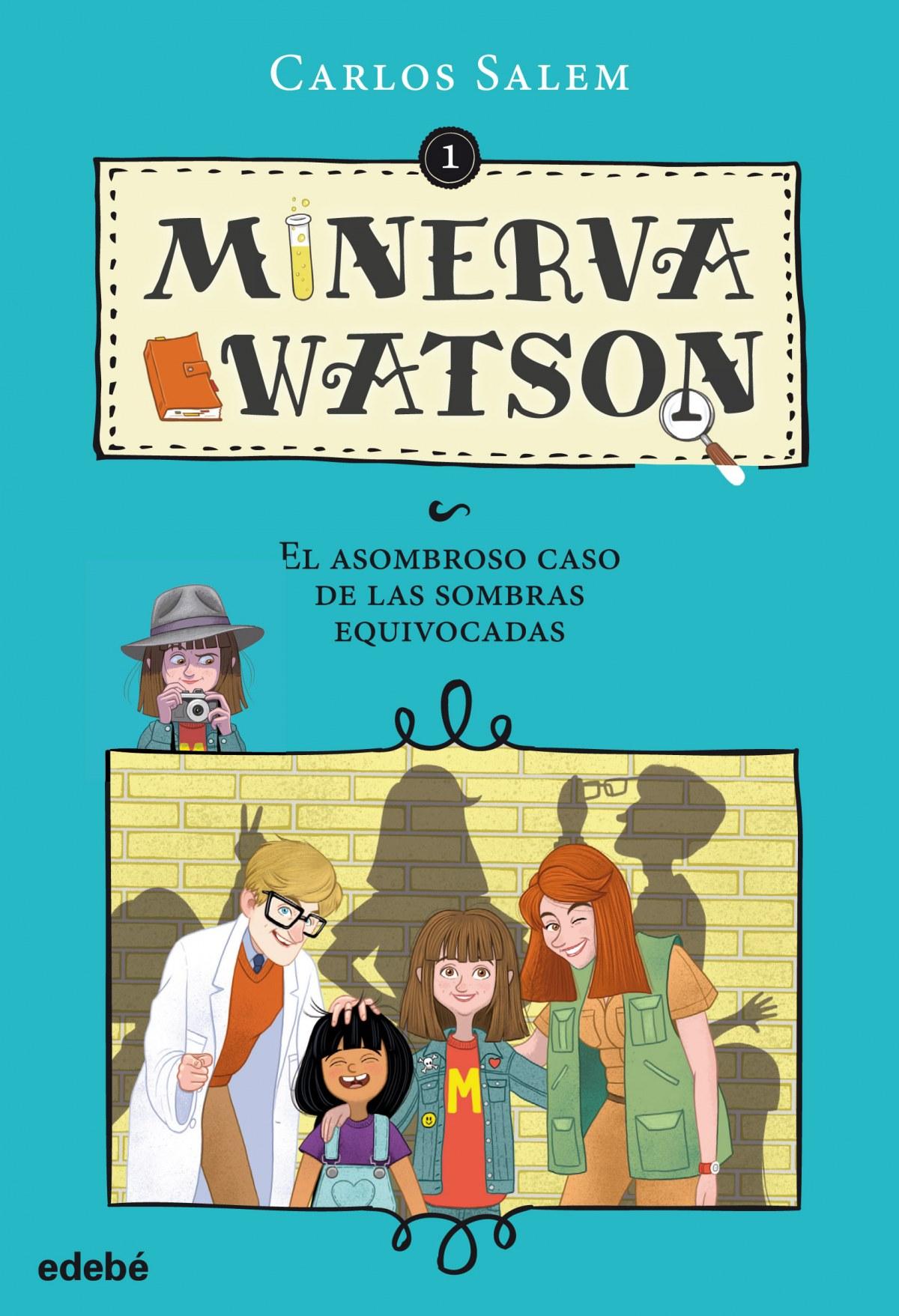 EL ASOMBROSO CASO DE LAS SOMBRAS EQUIVOCADAS 9788468333540