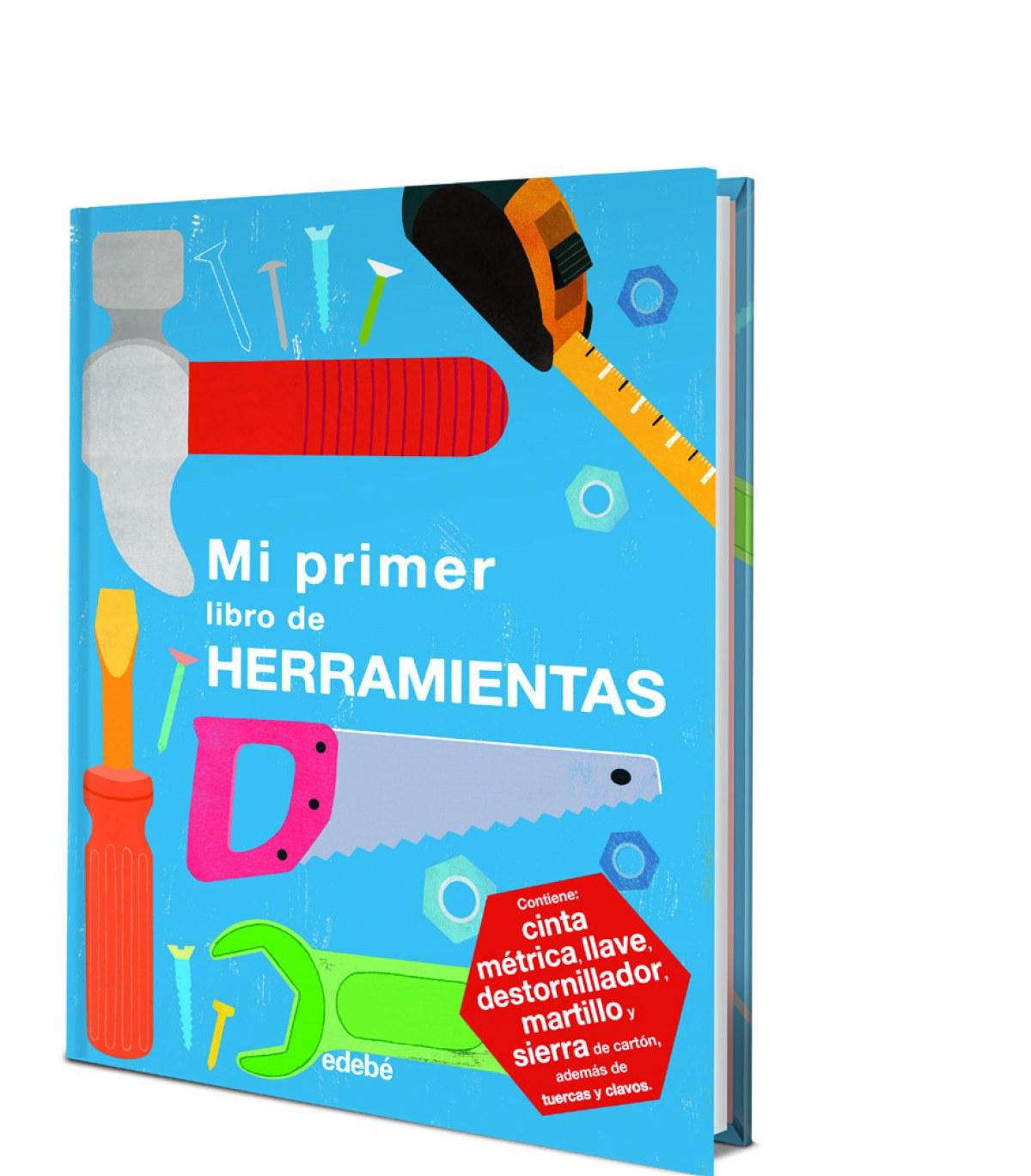 MI PRIMER LIBRO DE HERRAMIENTAS 9788468334394
