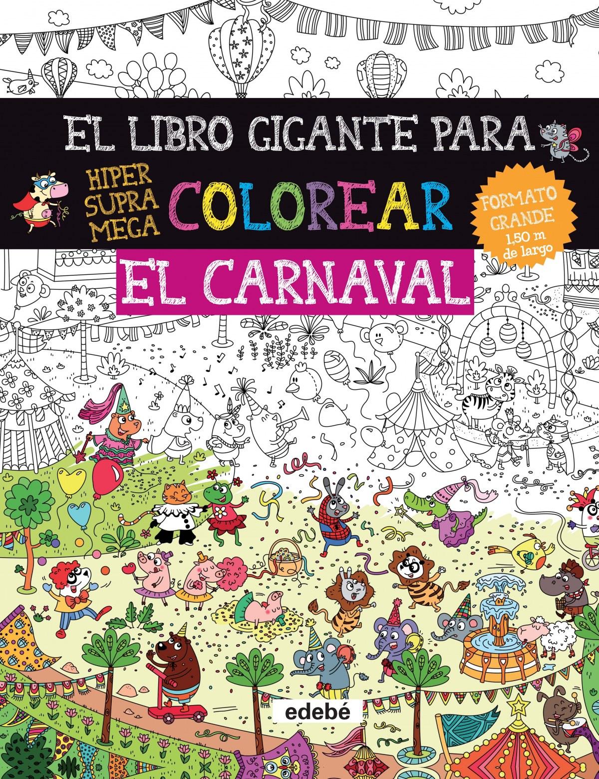 EL CARNAVAL 9788468334431