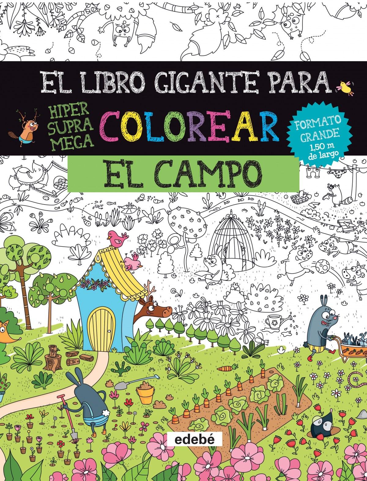 EL CAMPO 9788468334448