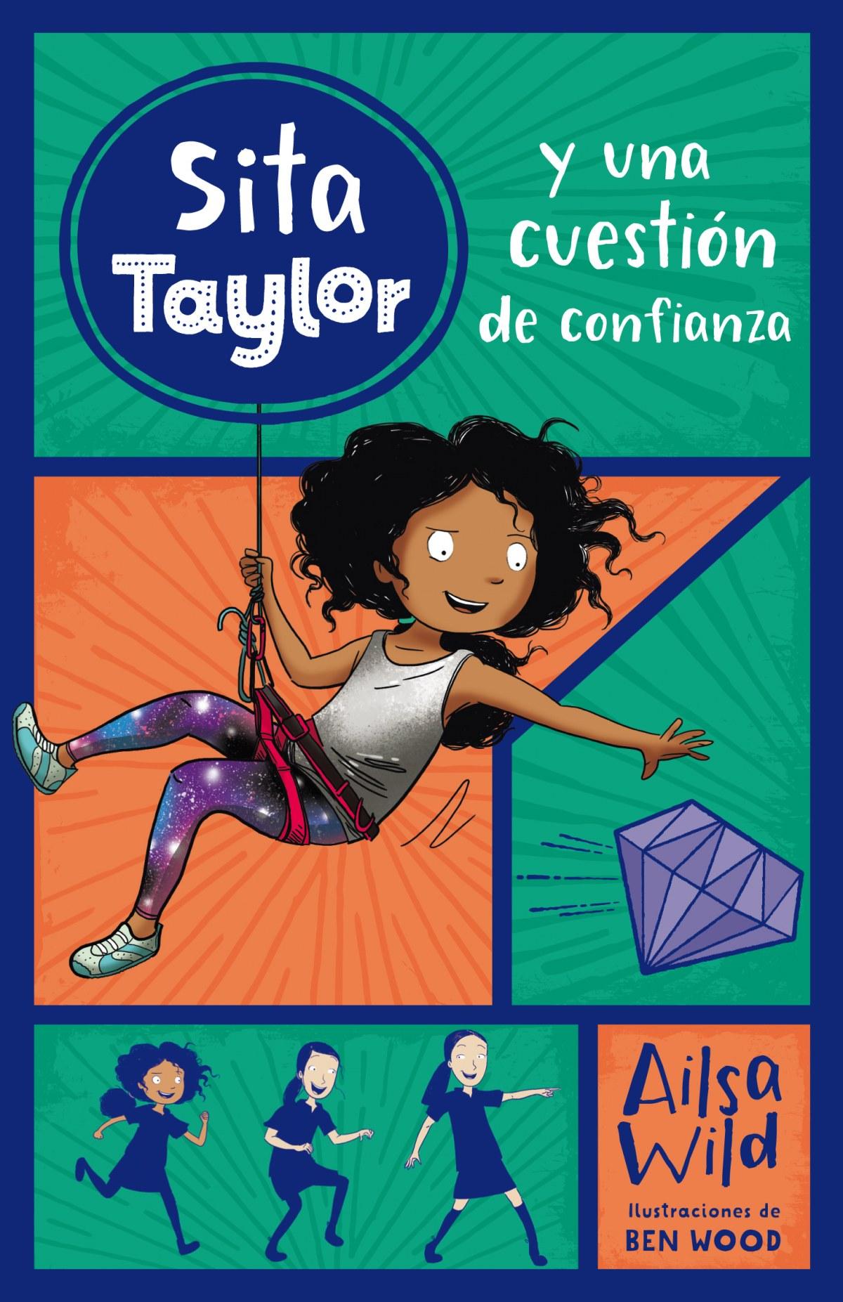 SITA TAYLOR UNA CUESTIÓN DE CONFIANZA 9788468334943