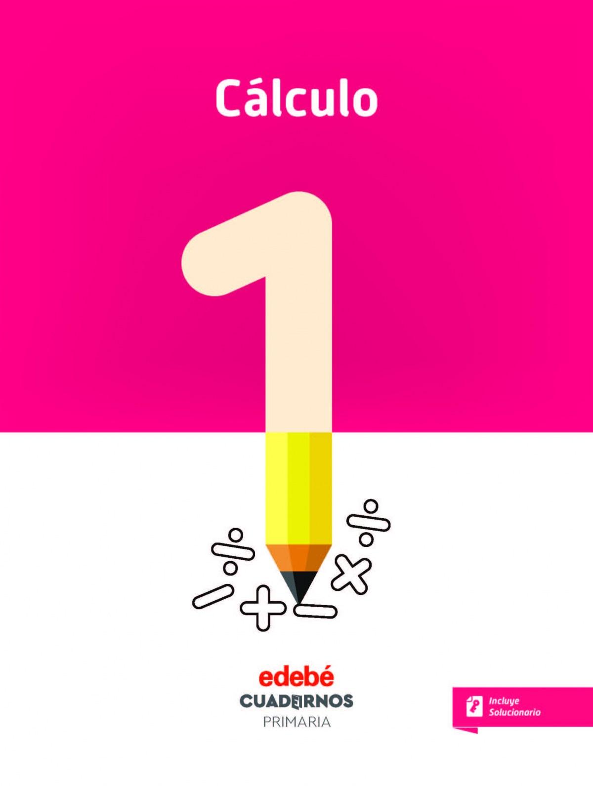 CUADERNO CÁLCULO 1 9788468335766