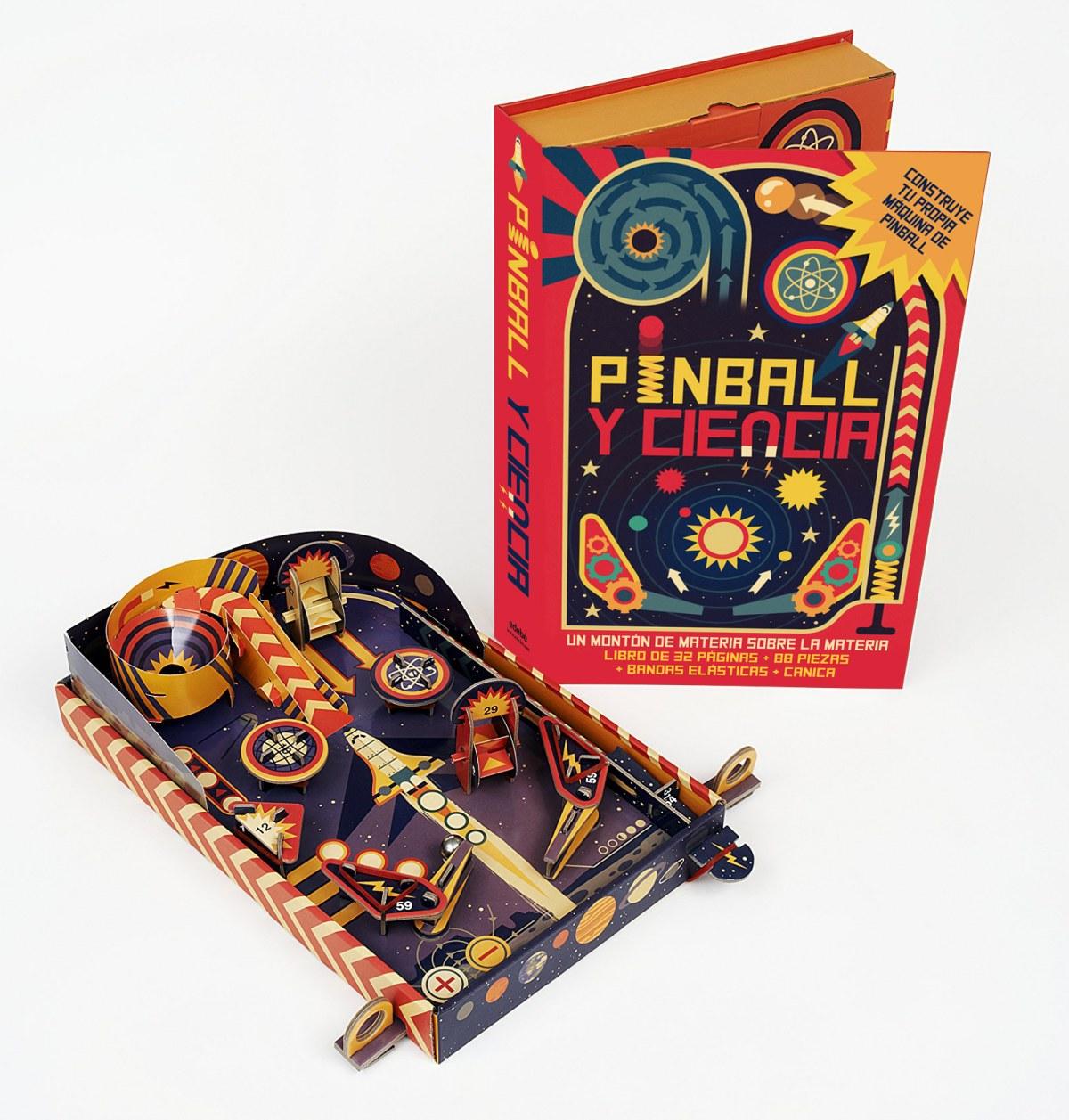 PINBALL Y CIENCIA 9788468336602