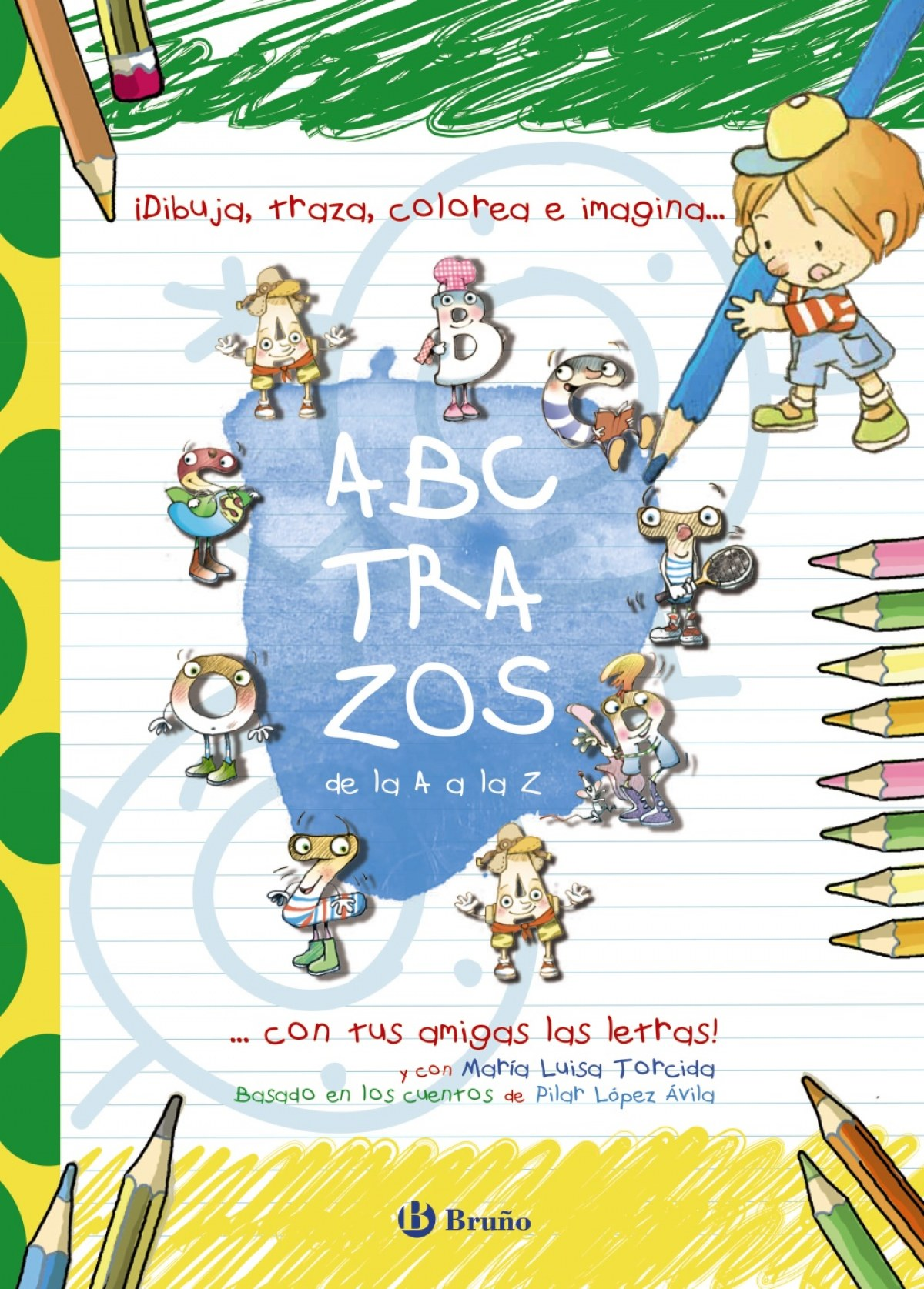 Abctrazos 9788469600337