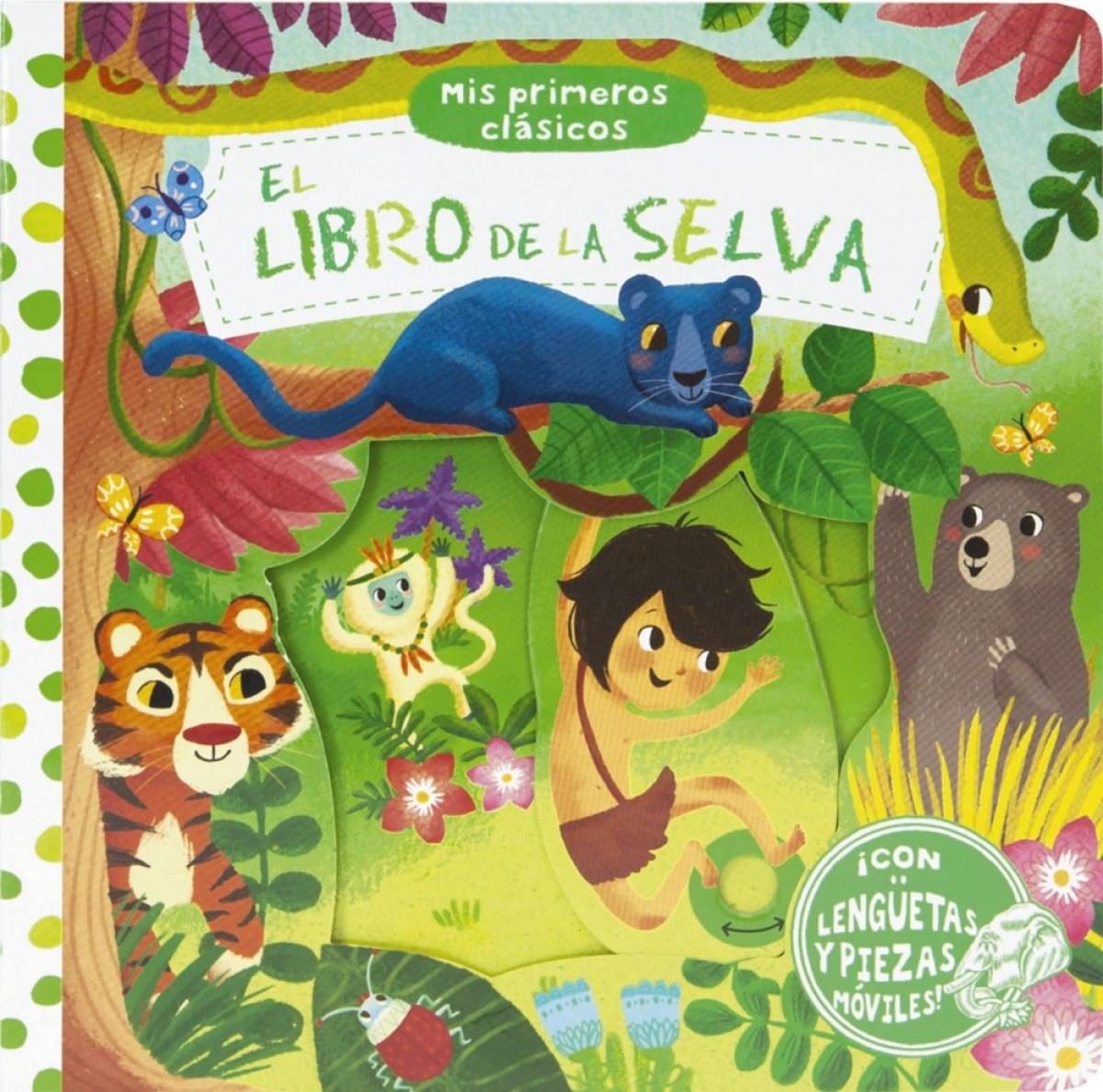 El libro de la selva 9788469604403