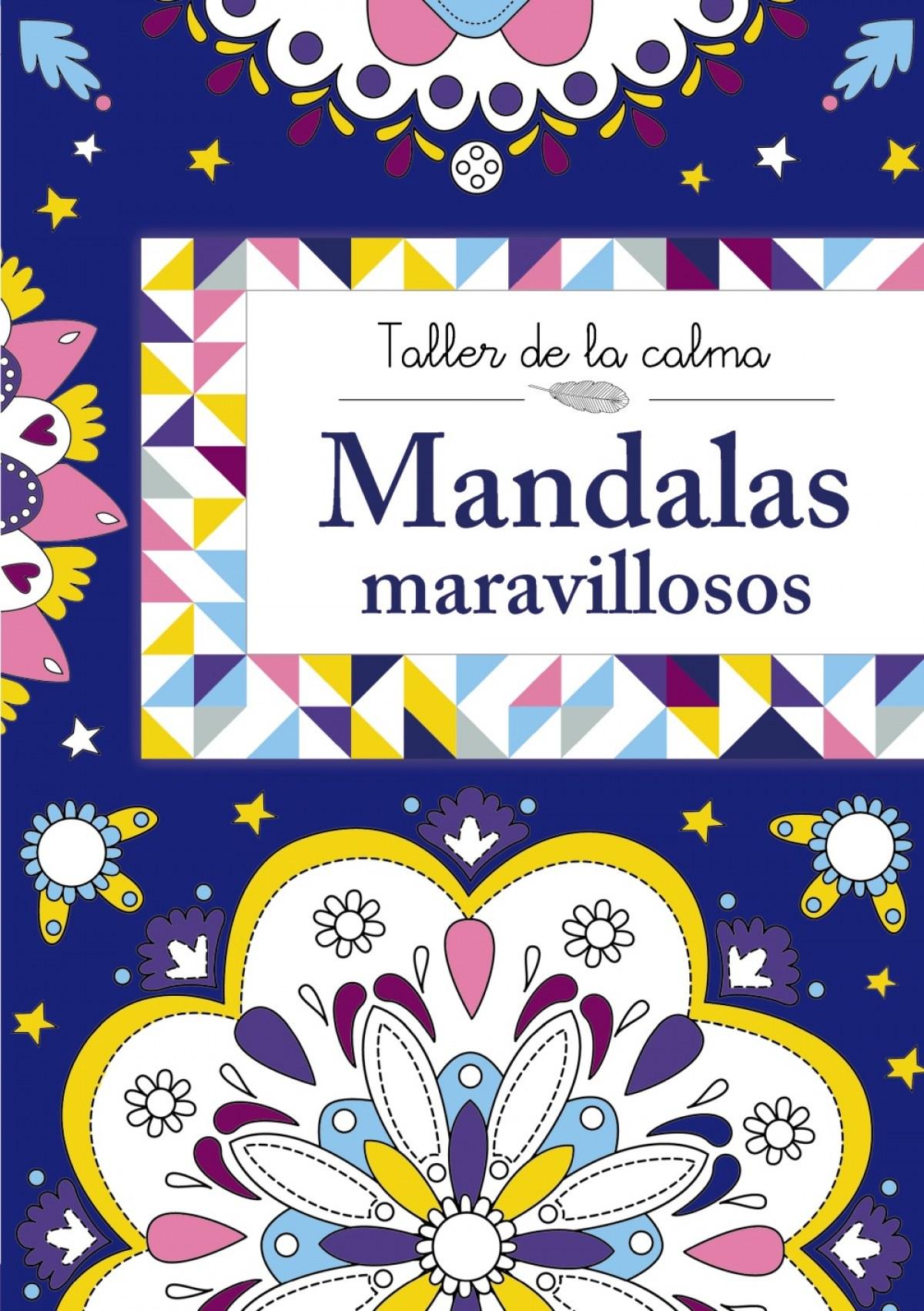 Mandalas maravillosos 9788469604540