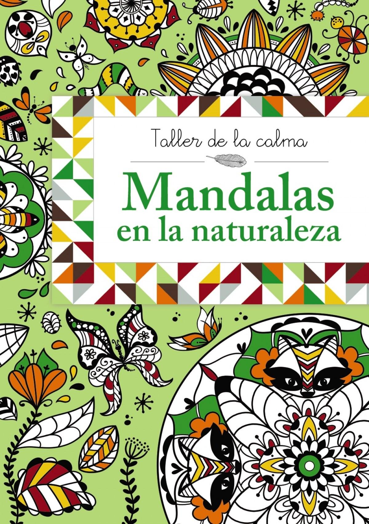 Mandalas en la naturaleza 9788469604557