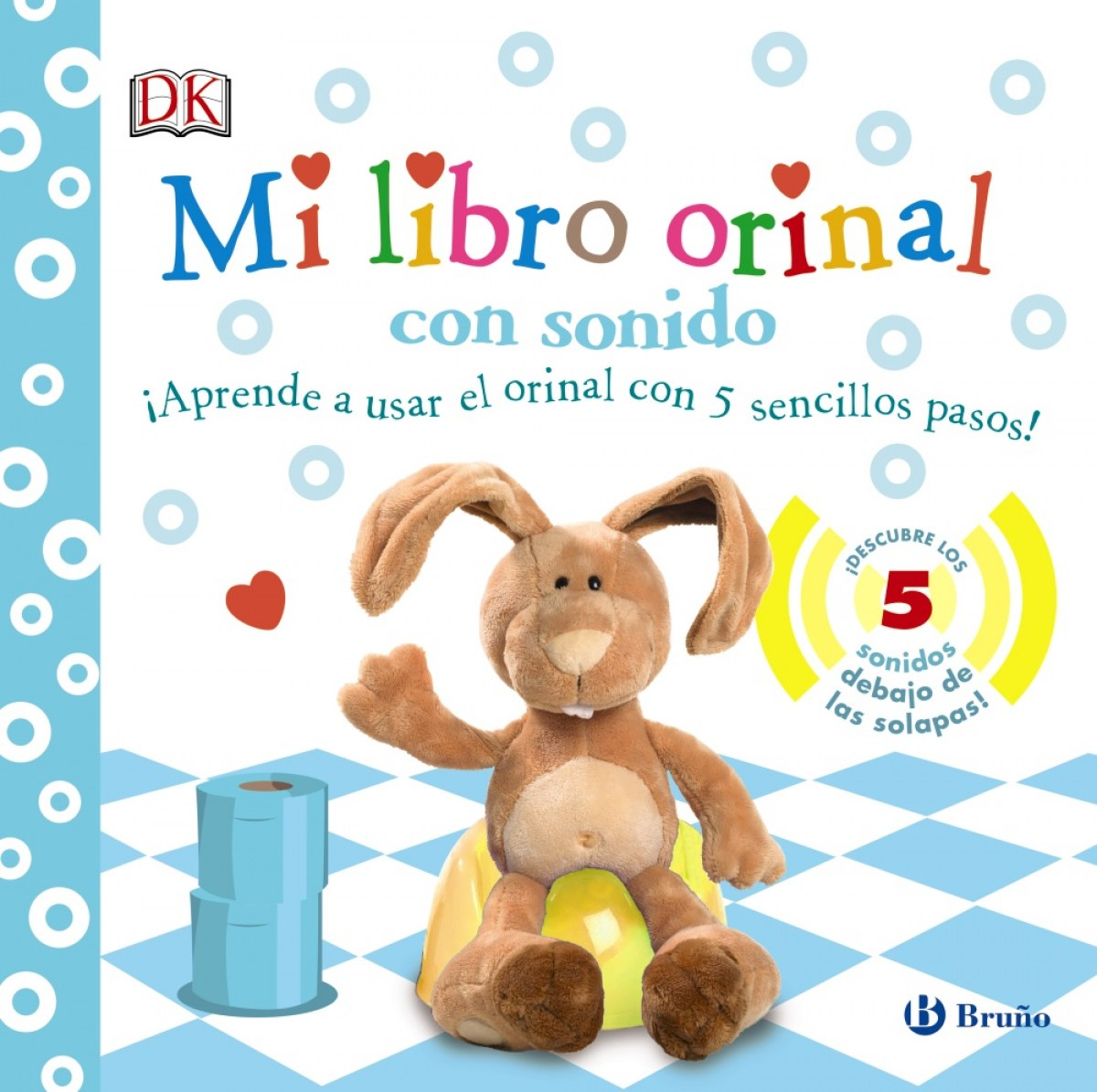 MI LIBRO ORINAL CON SONIDO 9788469606414
