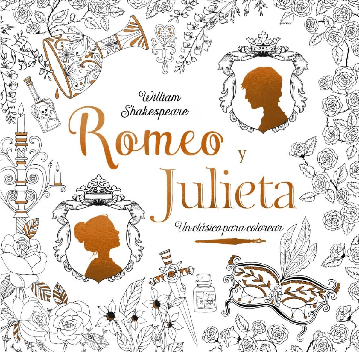 ROMEO Y JULIETA 9788469606827