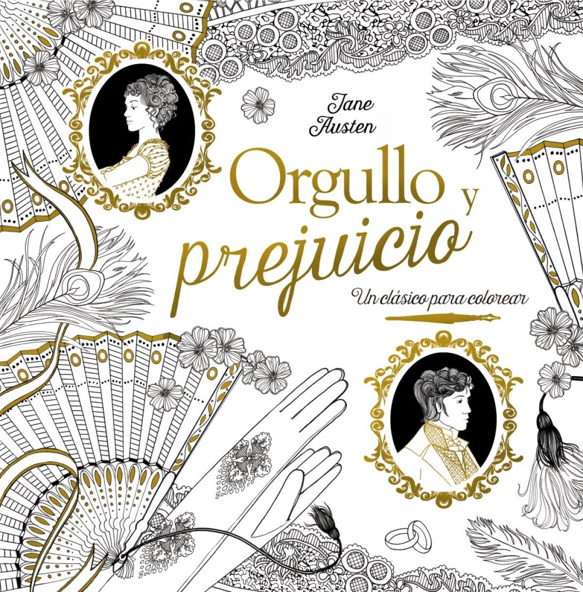 ORGULLO Y PREJUICIO 9788469606834