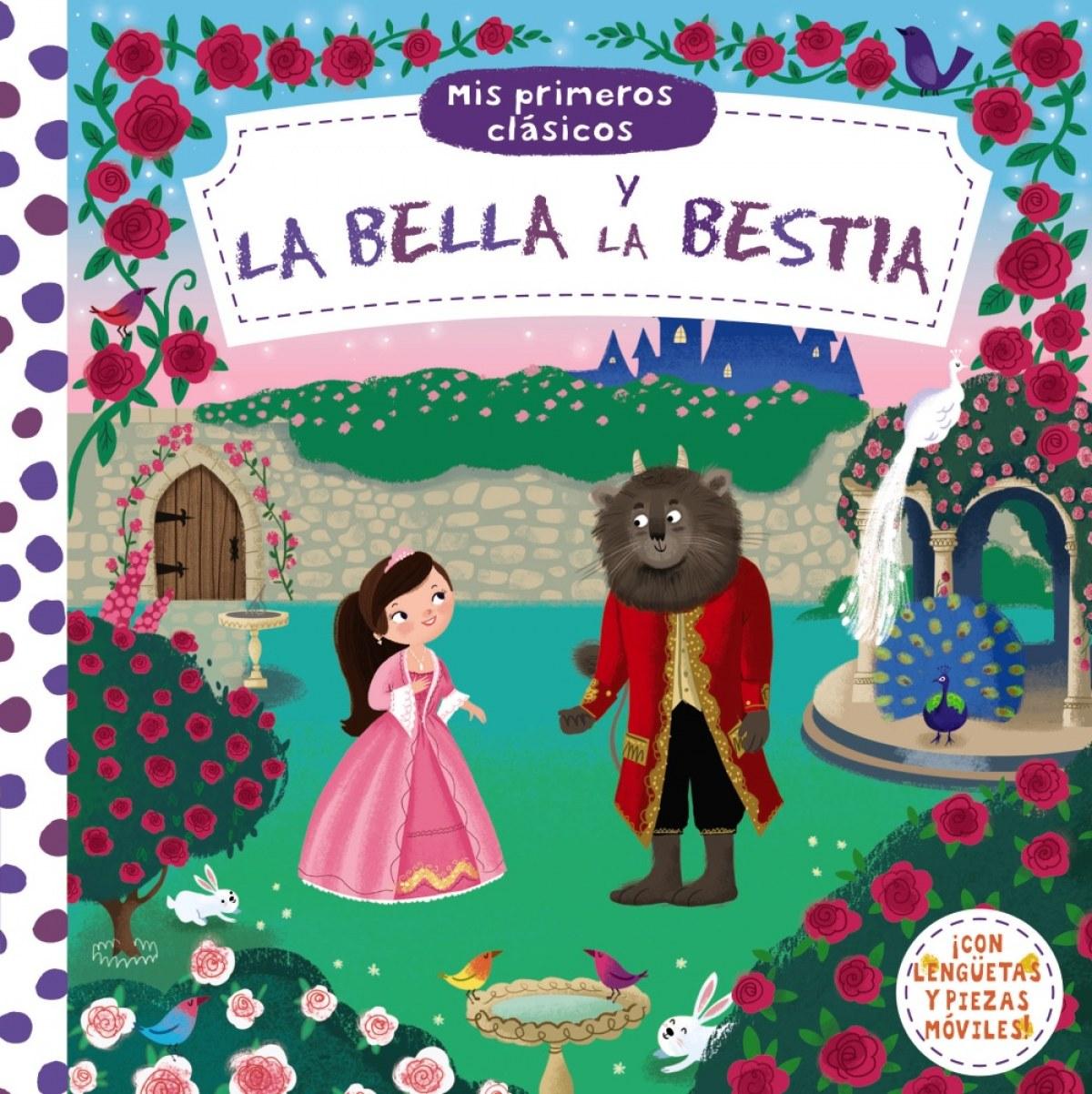 La Bella y la Bestia 9788469620335