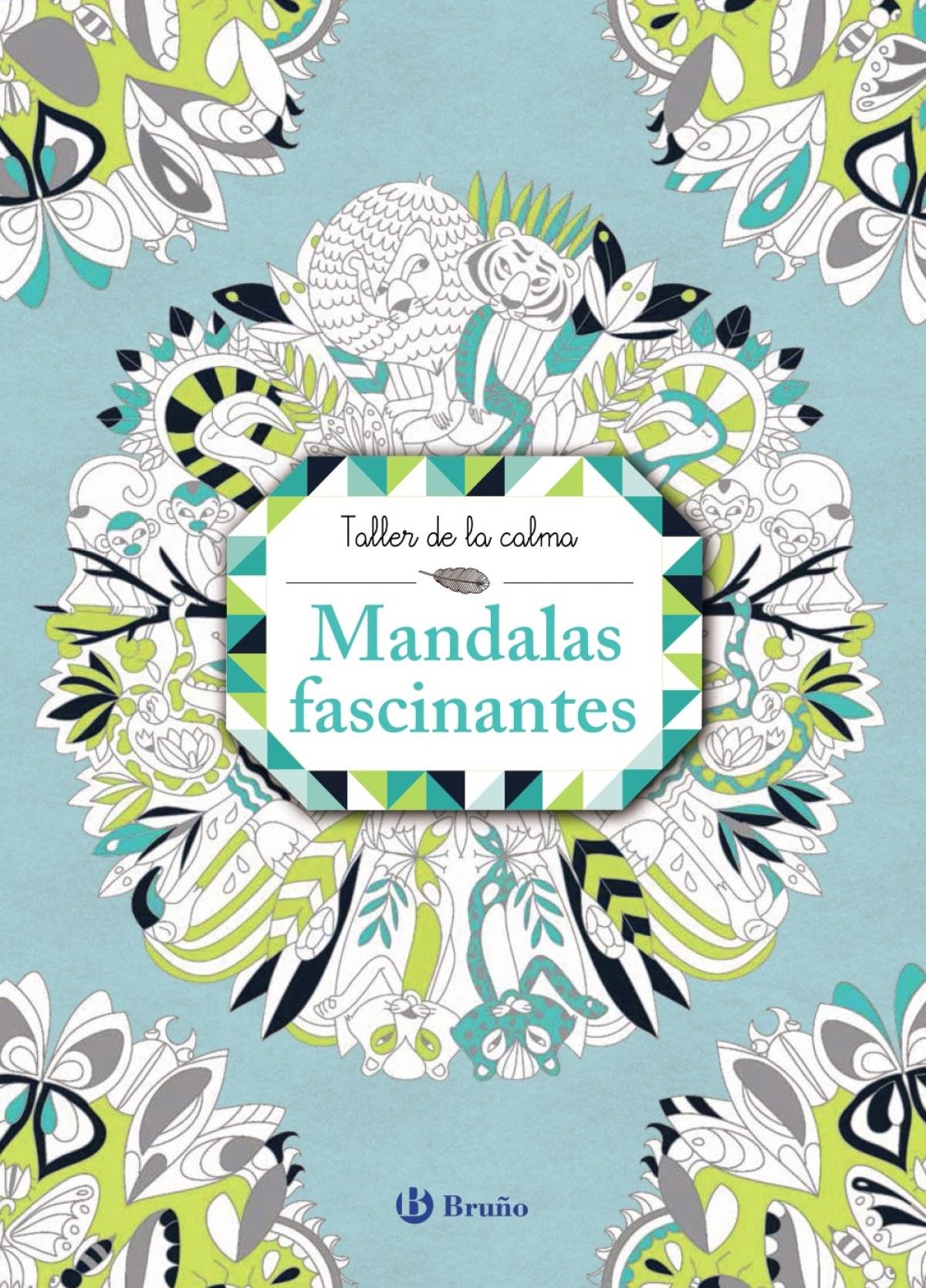 MANDALAS FASCINANTES 9788469620854