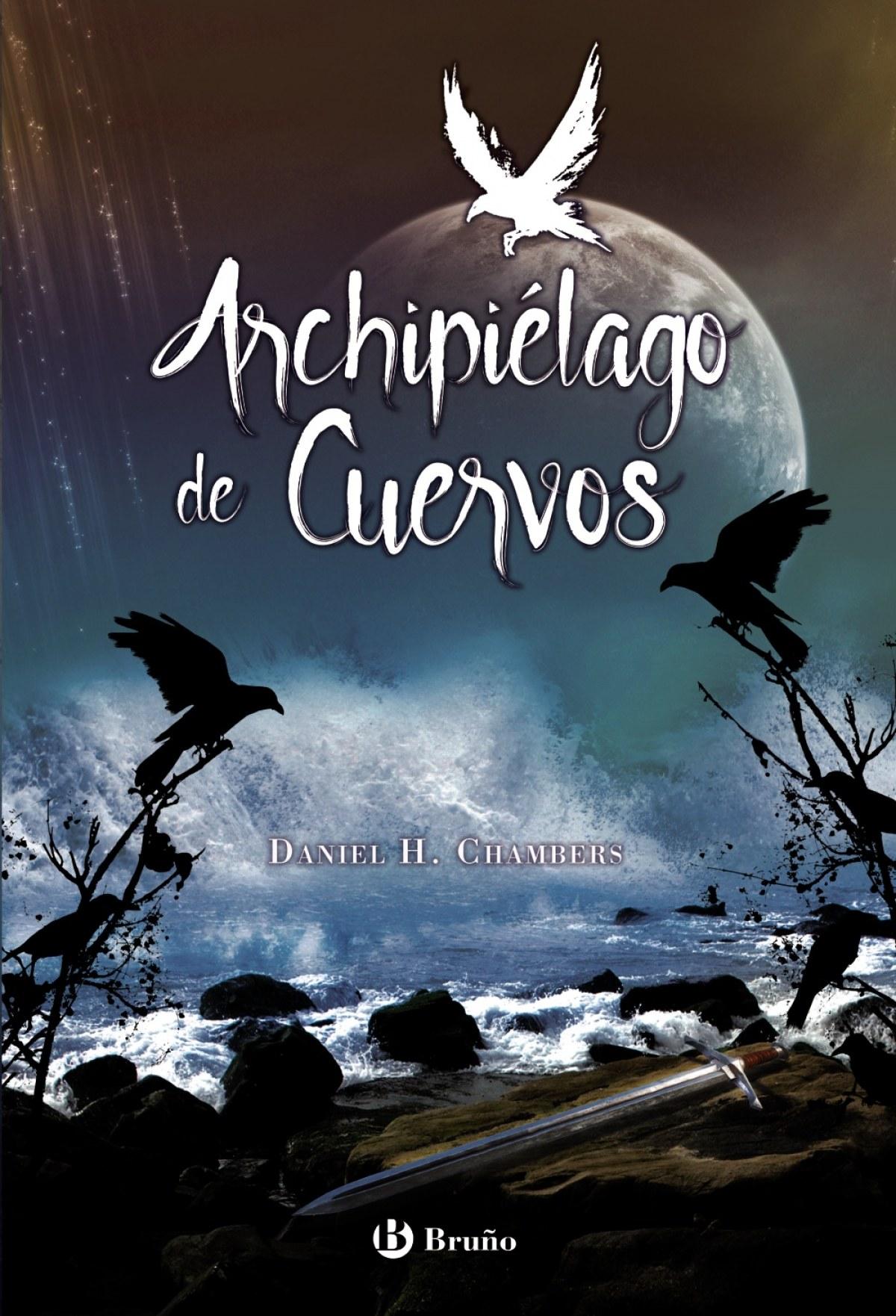 ARCHIPIÉLAGO DE CUERVOS 9788469621417