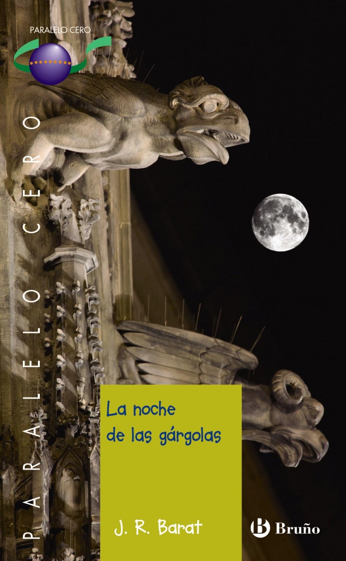 LA NOCHE DE LAS GÁRGOLAS 9788469623312