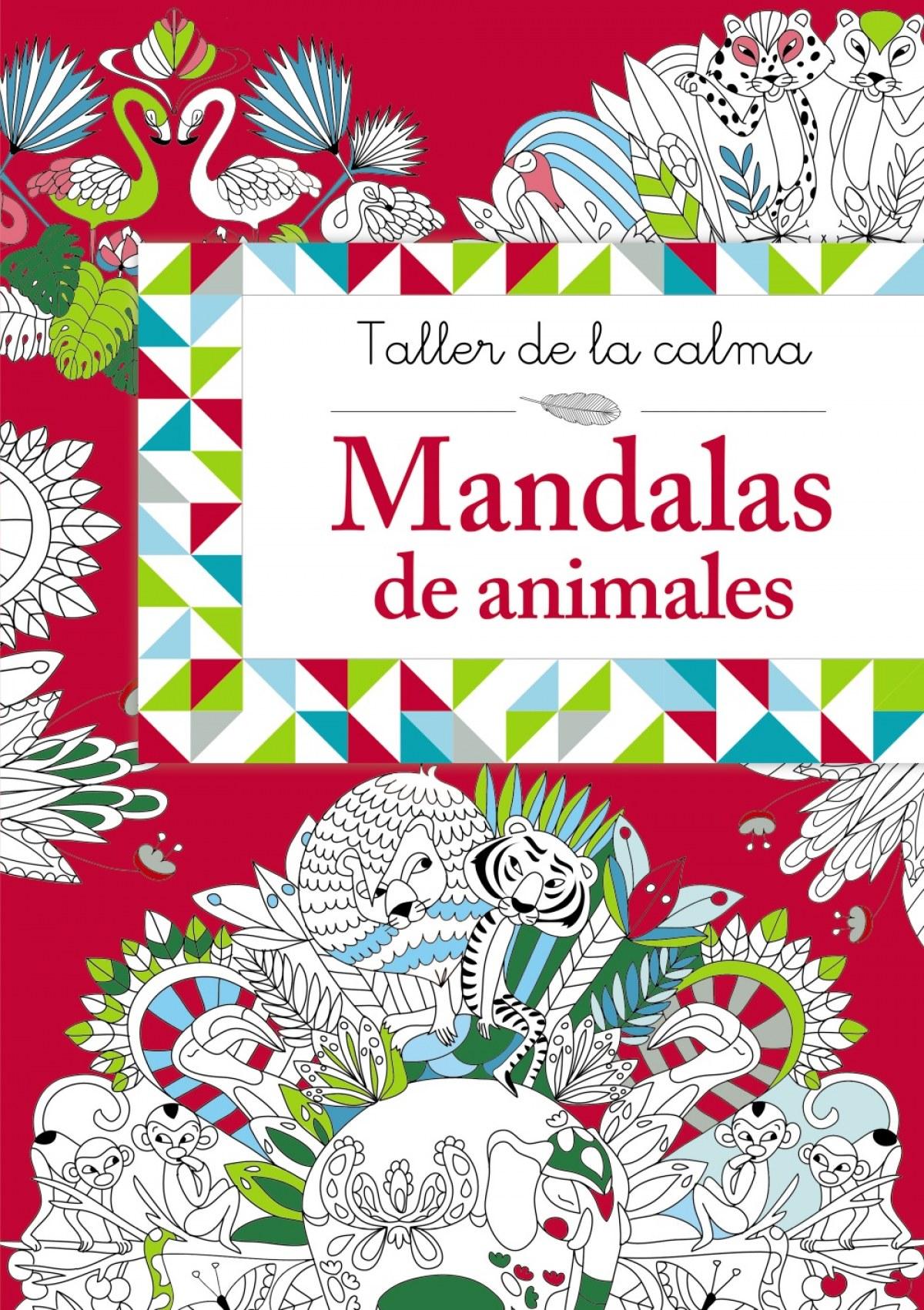 MANDALAS DE ANIMALES 9788469624128