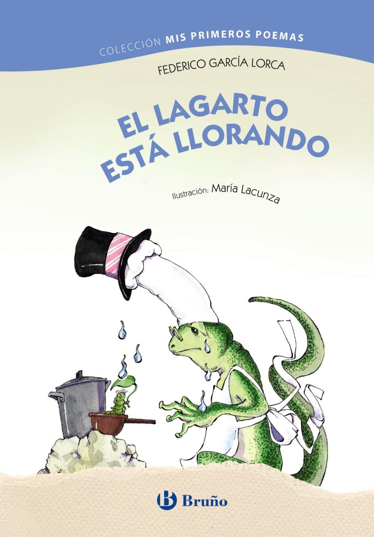 EL LAGARTO ESTÁ LLORANDO 9788469626610