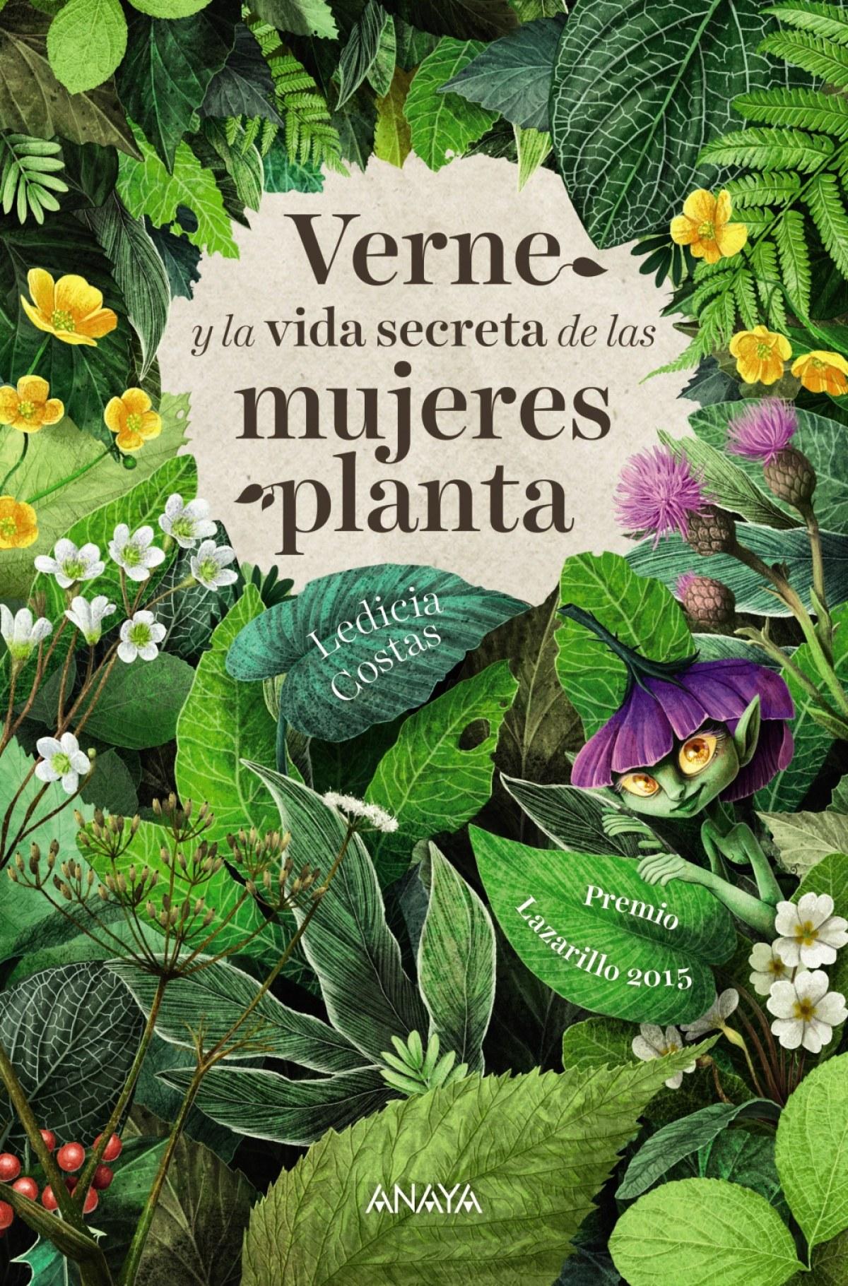 VERNE Y LA VIDA SECRETA DE LAS MUJERES PLANTA 9788469816806