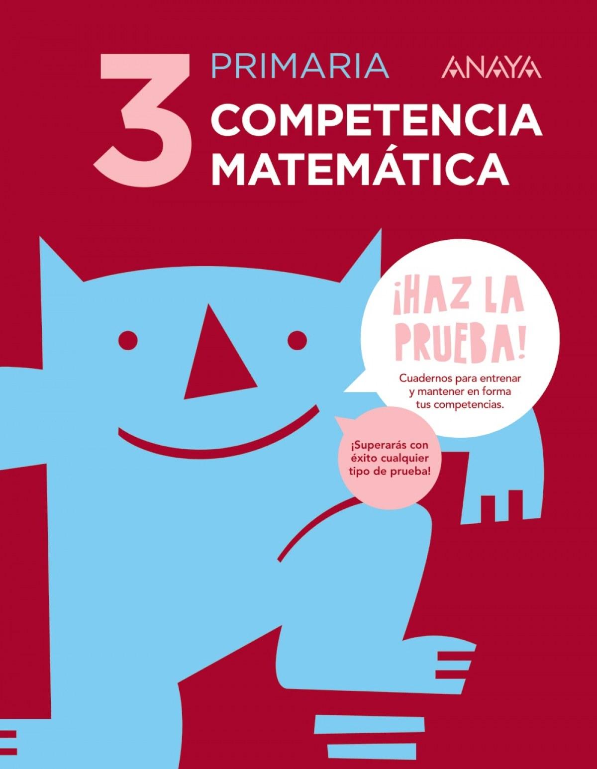 CUADERNO COMPETENCIA MATEMÁTICA 3 9788469831359