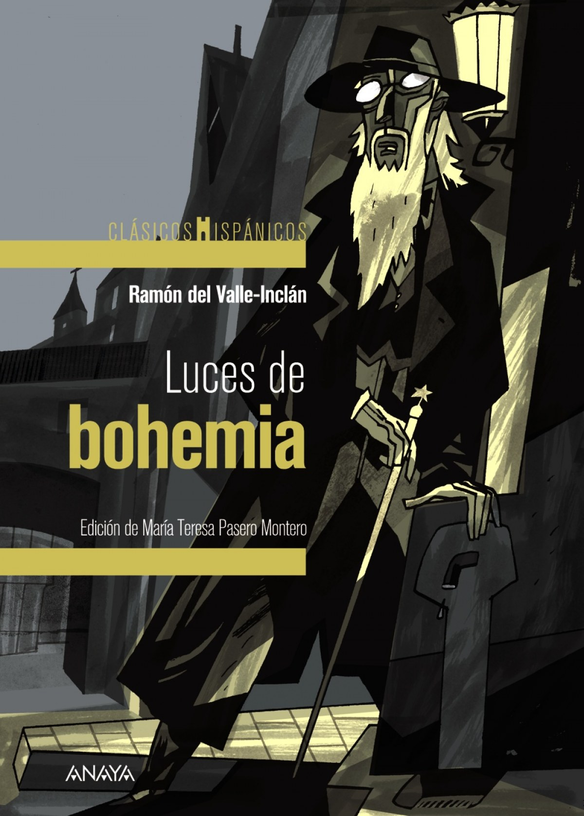 LUCES DE BOHEMIA 9788469833711