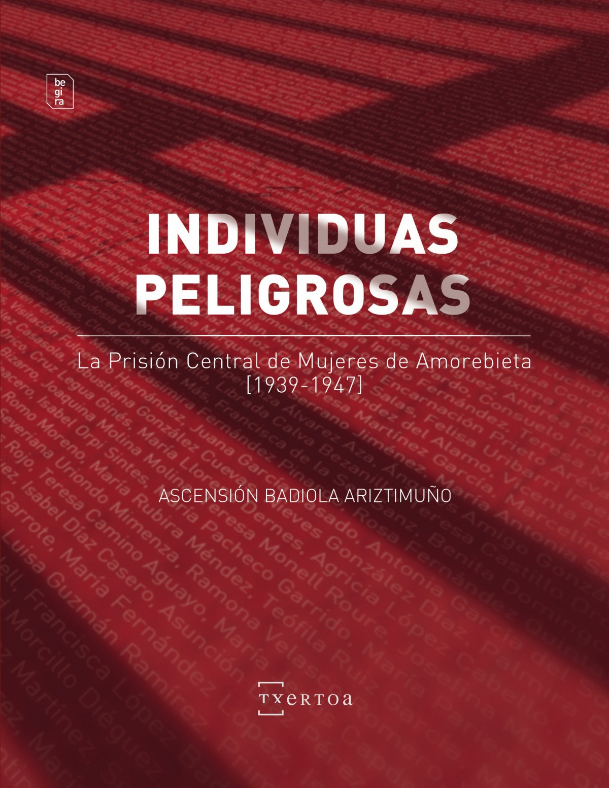INDIVIDUAS PELIGROSAS 9788471486301