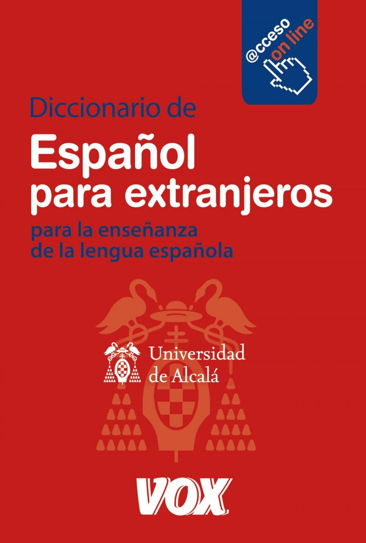 Diccionario para la Enseñanza de la Lengua Española 9788471538529