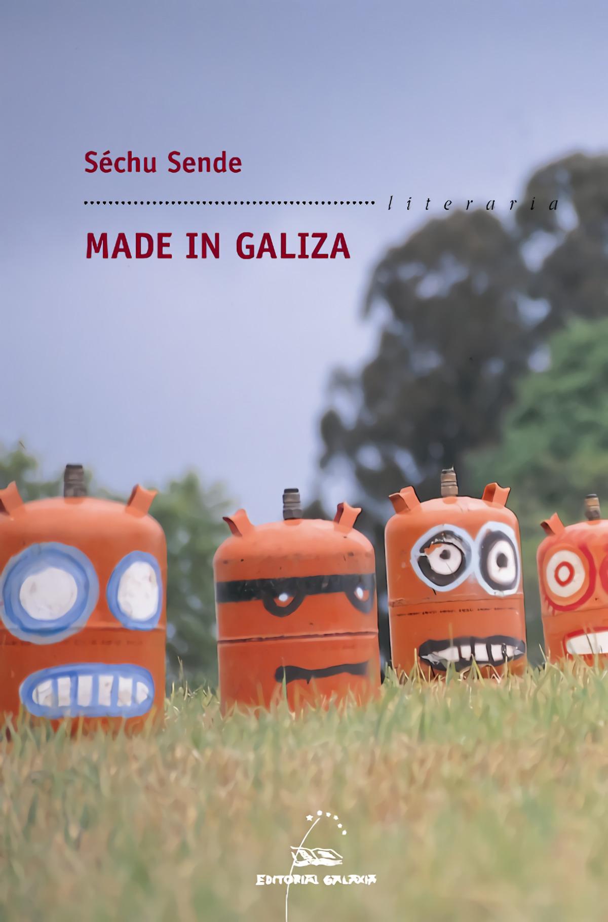 Made in Galiza 9788471540911
