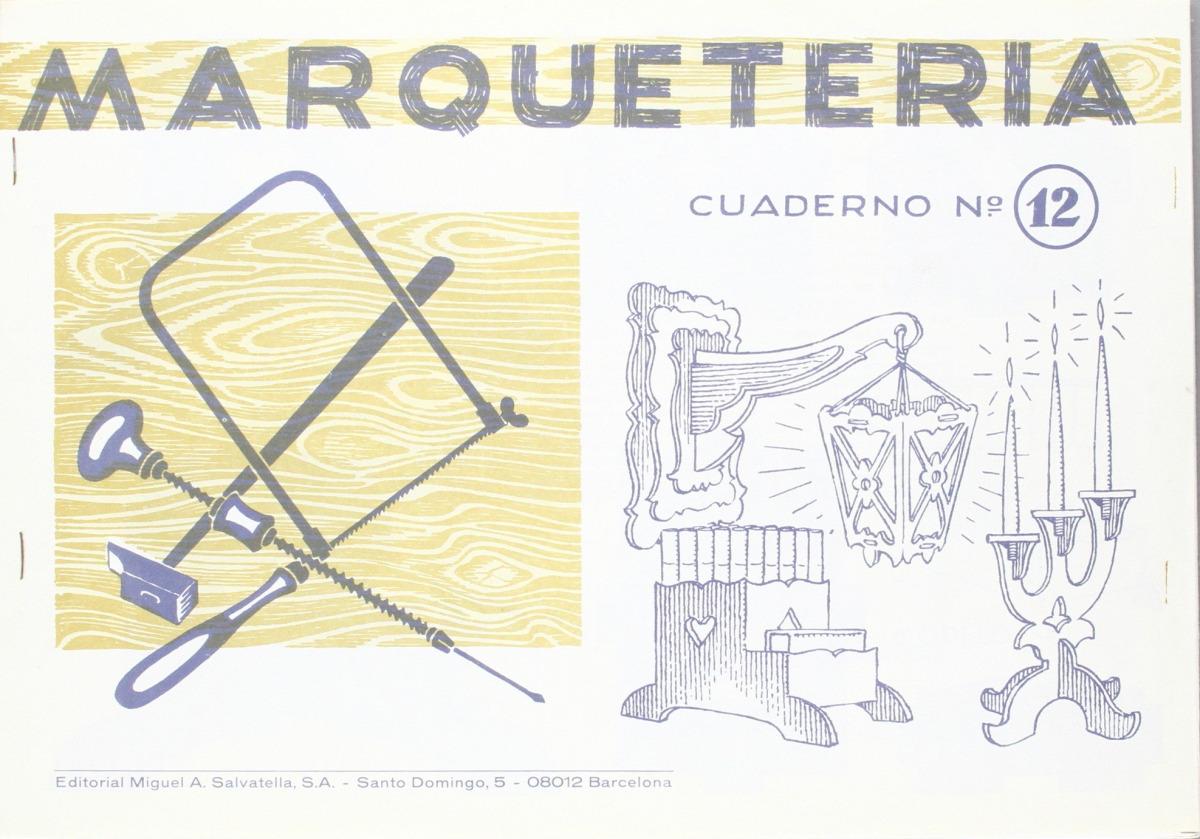 Marqueteria 12 9788472106123