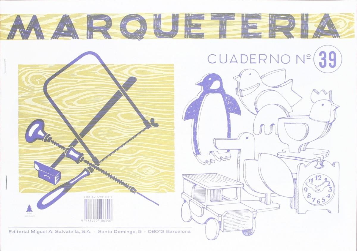 Marqueteria 39 9788472106390