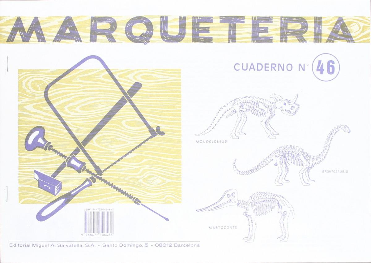 Marqueteria 46 9788472106468