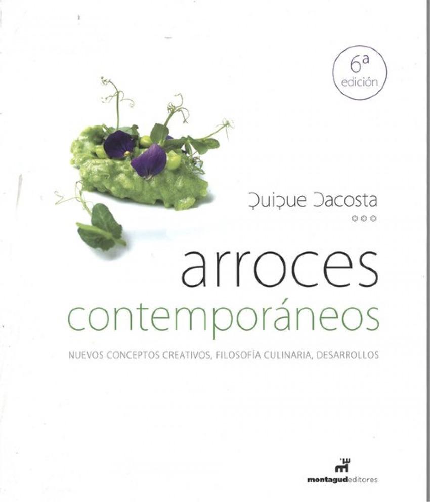 ARROCES CONTEMPORANEOS 9788472121140