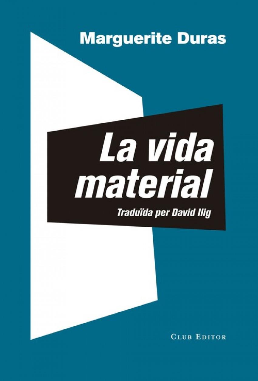 LA VIDA MATERIAL 9788473292306