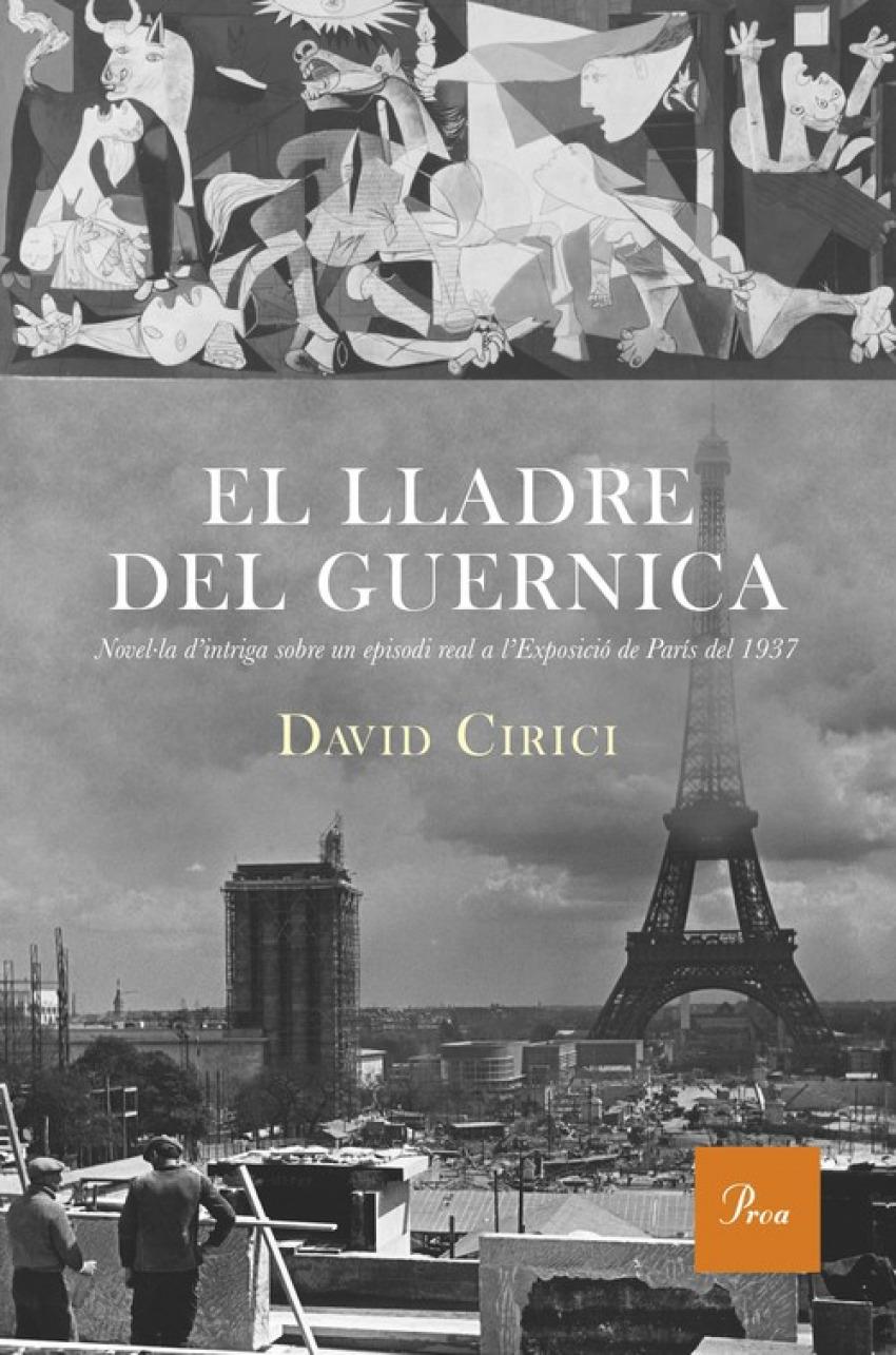 El lladre del Guernica 9788475885698