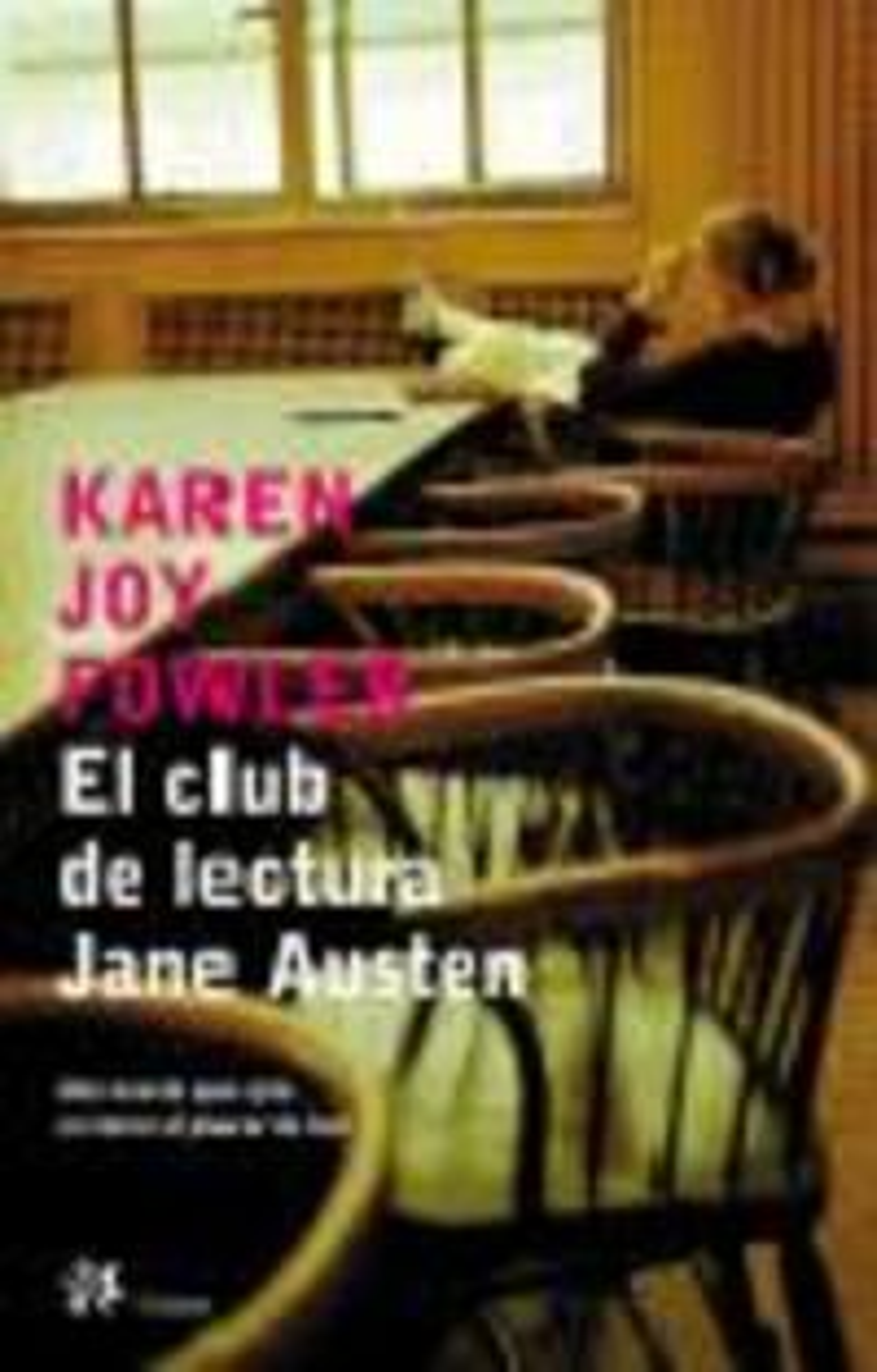 El club de lectura Jane Austen 9788476696897
