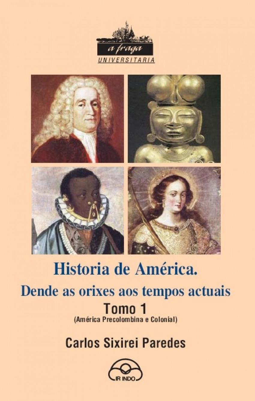(g).historia de america.dende as orixes ata tempos actuais 9788476806463