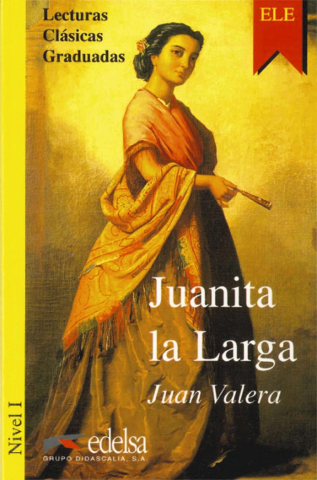 Juanita la larga 9788477110989