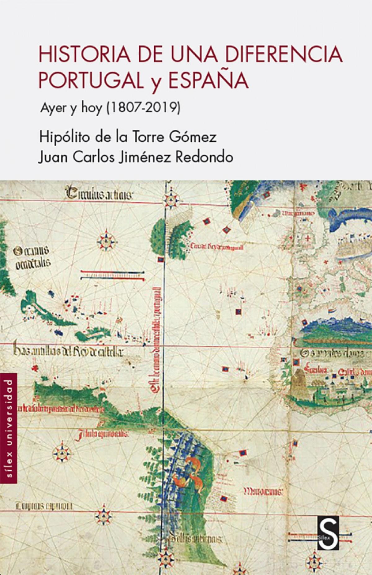 Historia de una diferencia Portugal y España 9788477378877