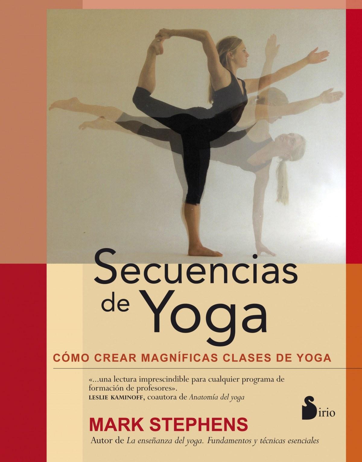 Secuencias de yoga 9788478089628