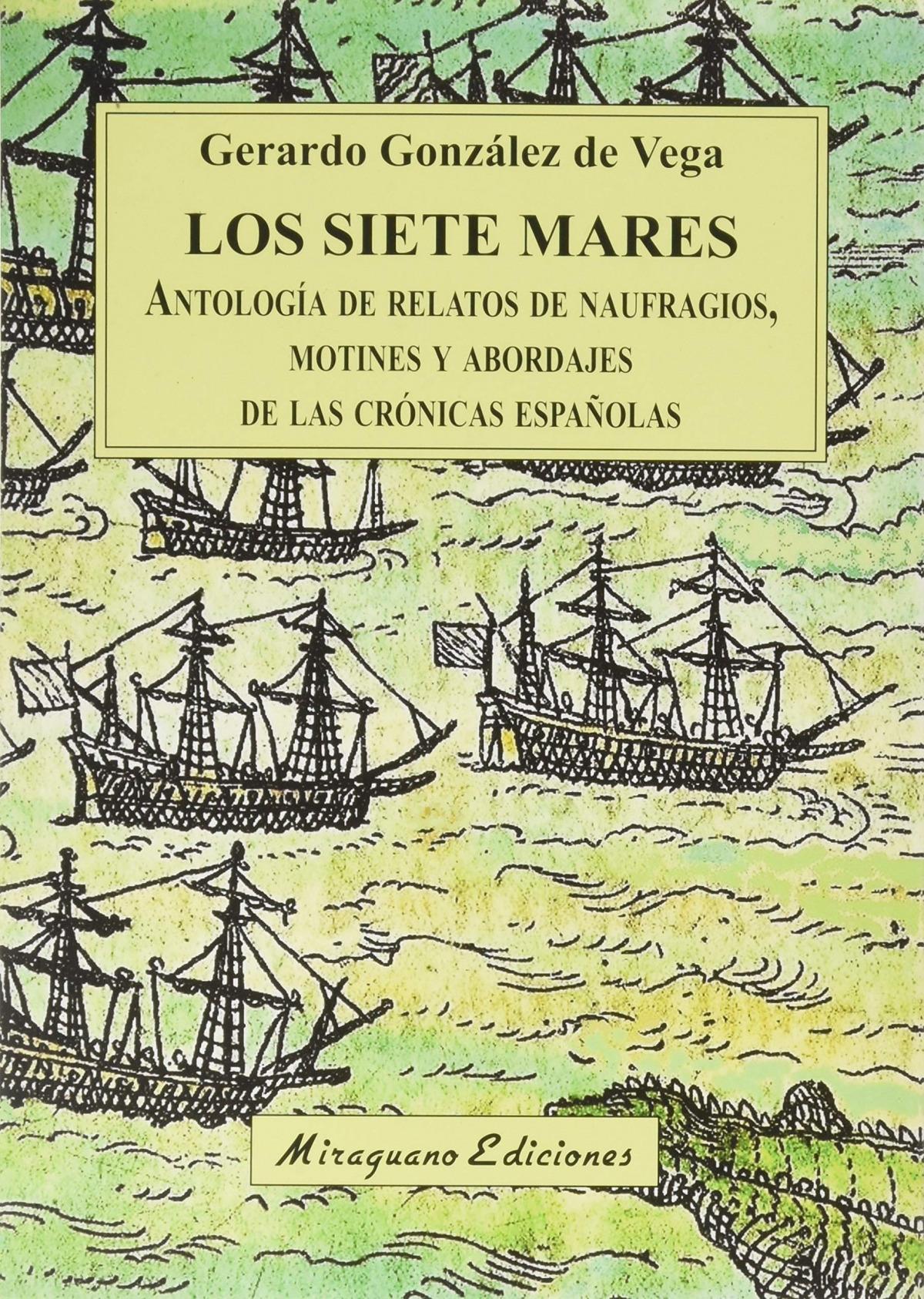 Los Siete Mares 9788478134861