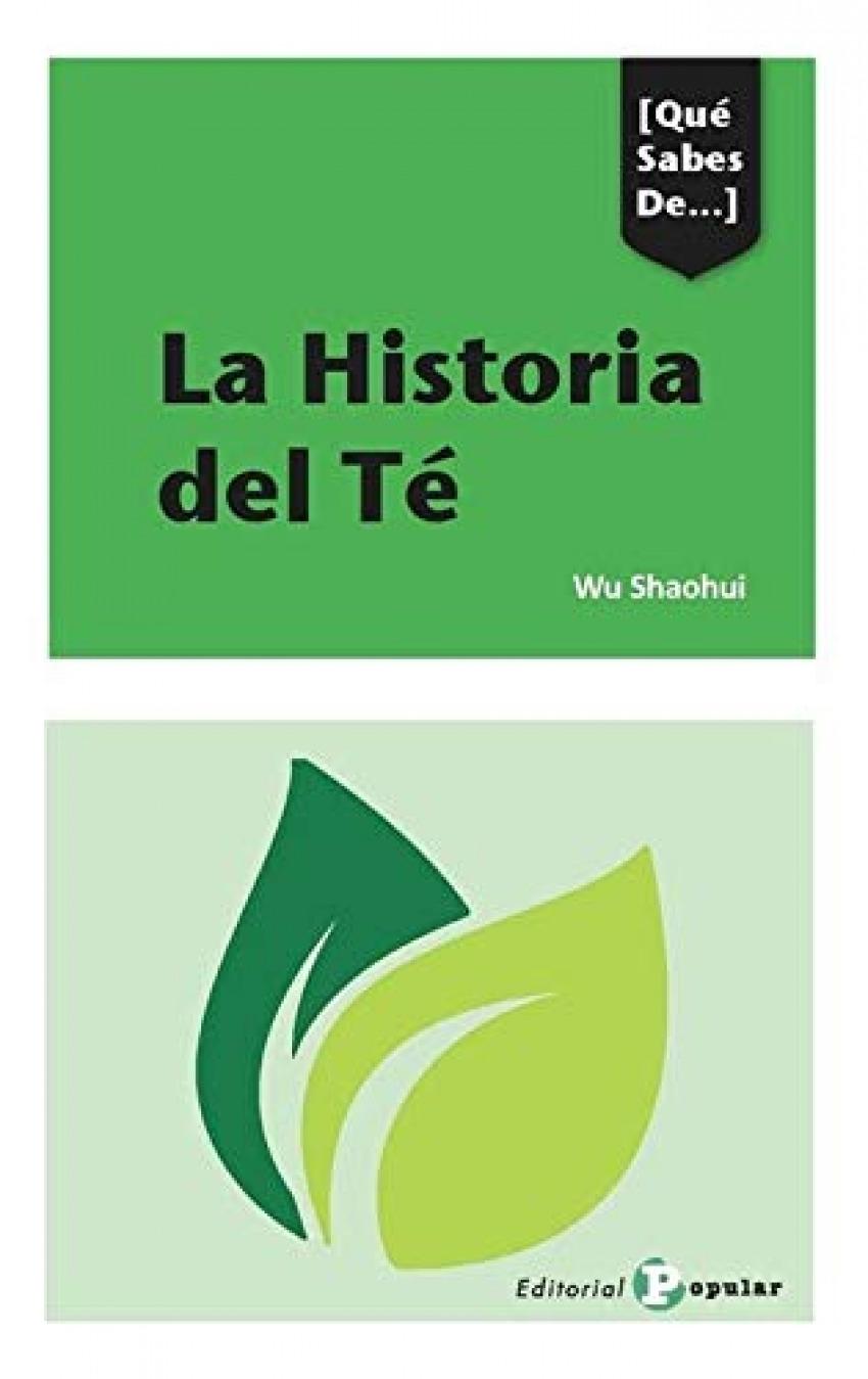 LA HISTORIA DEL TÉ 9788478847778