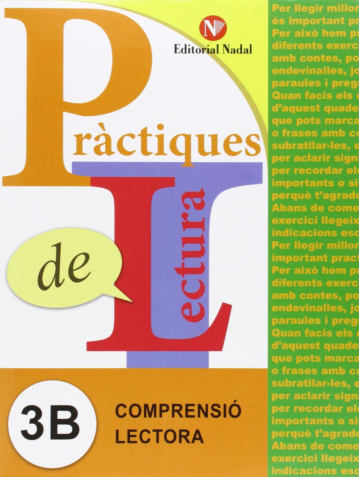Practiques lectura 3b 9788478876358
