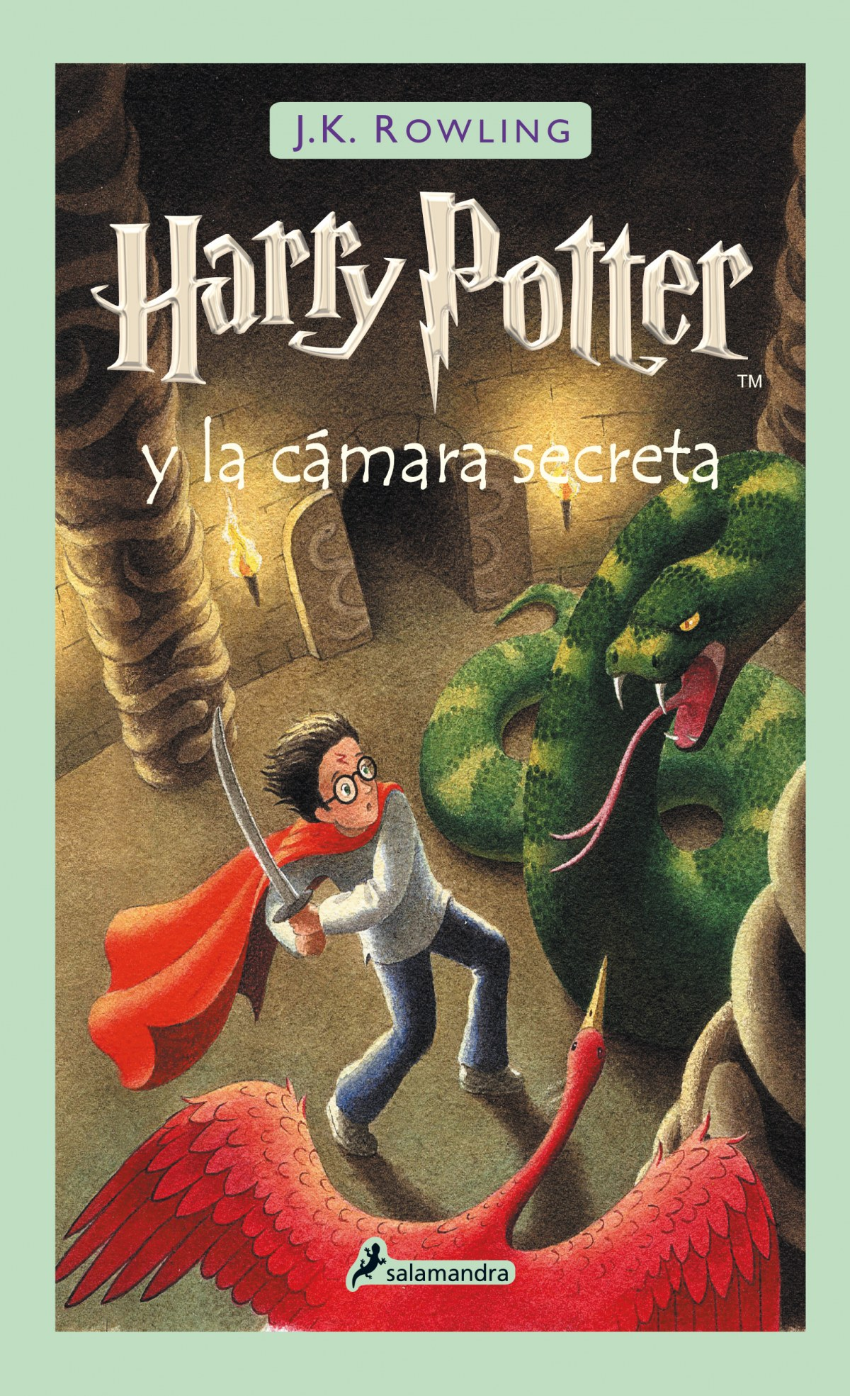 Harry potter y la camara secreta 9788478884957