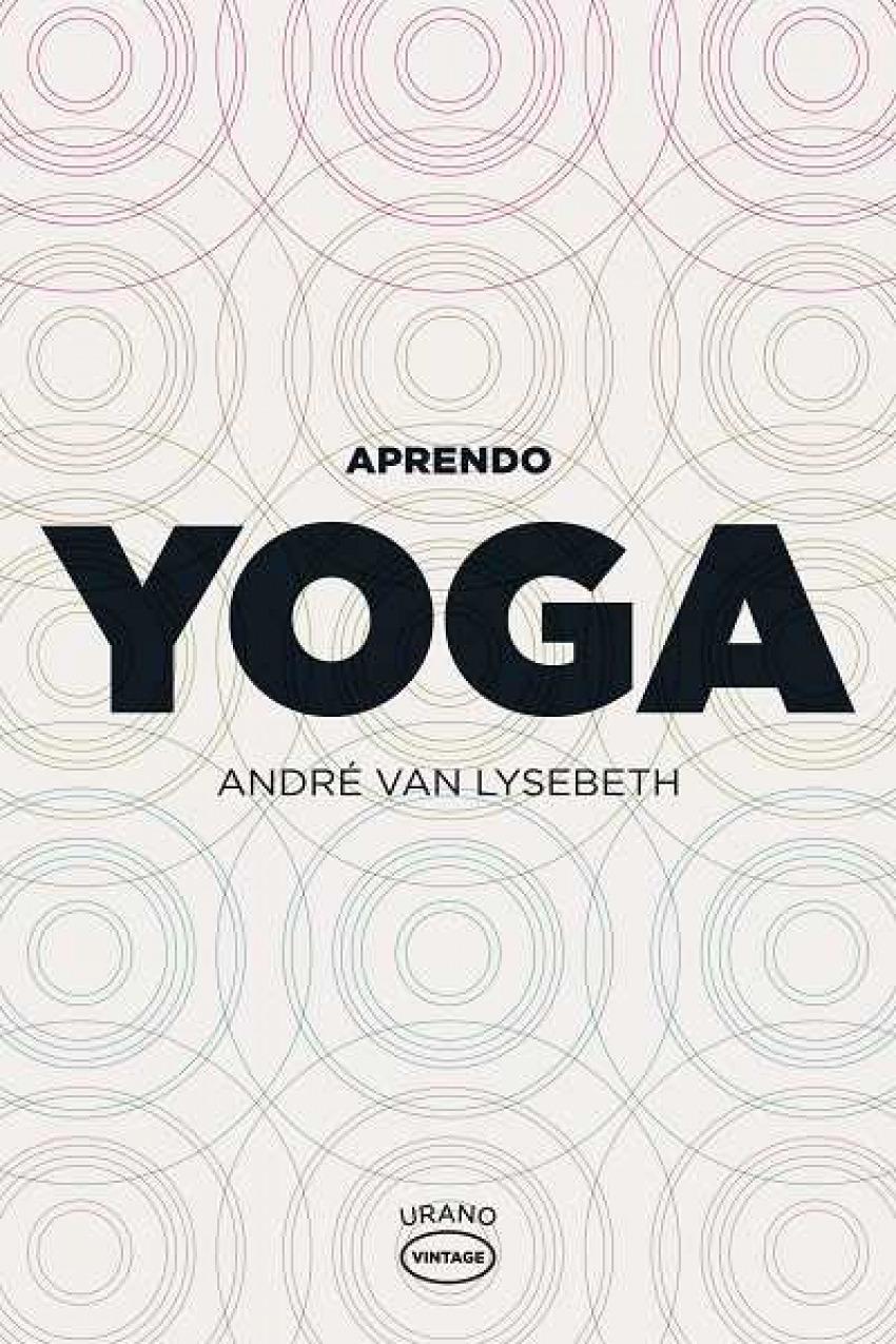 Aprendo yoga 9788479537104